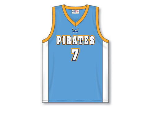 Custom Made Basketball Jersey Design 1104