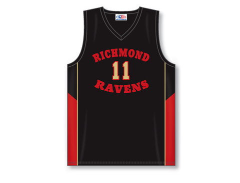 Custom Made Basketball Jersey Design 1105