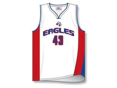 Custom Made Basketball Jersey Design 1107