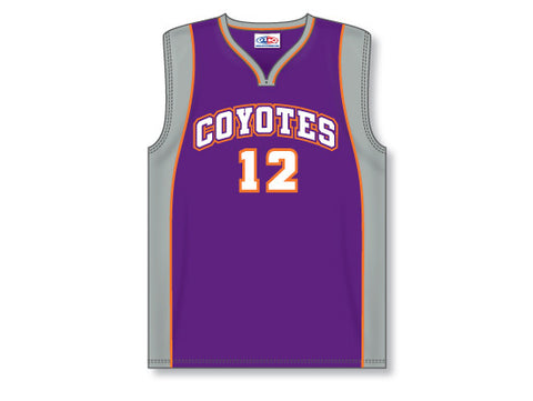 Custom Made Basketball Jersey Design 1108
