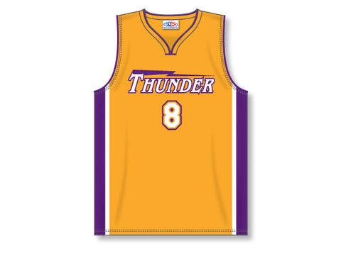 Custom Made Basketball Jersey Design 1109