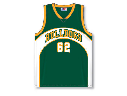 Custom Made Basketball Jersey Design 1110