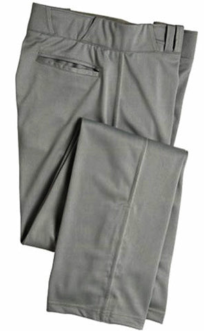 BA1390 Pro Style Baseball Pant with Open Bottom