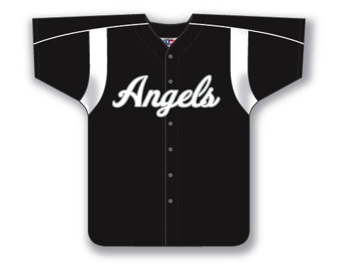 SB552 Custom Full Button Softball Jersey