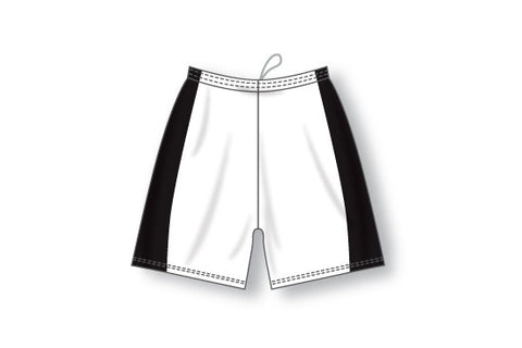 BA605 Ladies Performance Softball Short with Side Inserts
