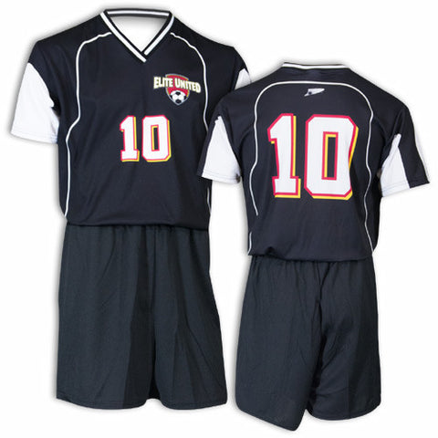 BORNEO Custom Sublimated Soccer Uniform