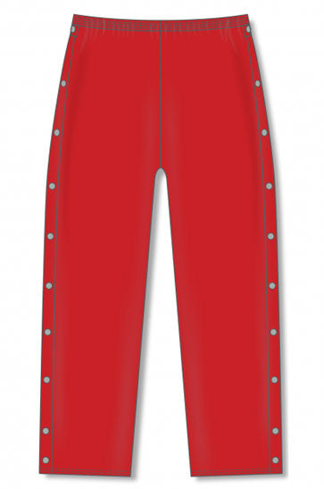 Basketball Tearaway Warm-Up Pant