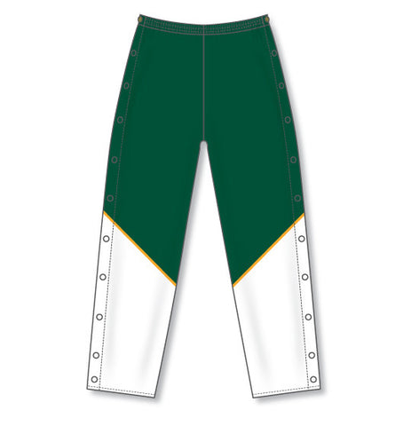 Custom Made Basketball Tearaway Pant Design 1122