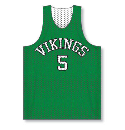 Polymesh Reversible Basketball Jersey