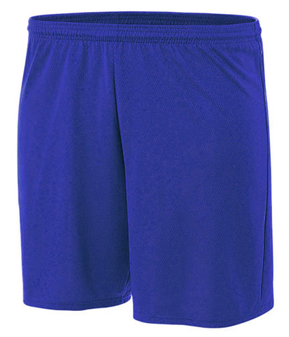 Solid Color Performance Basketball Shorts