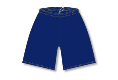 BAS1300 Baseball Short with Elastic Waist