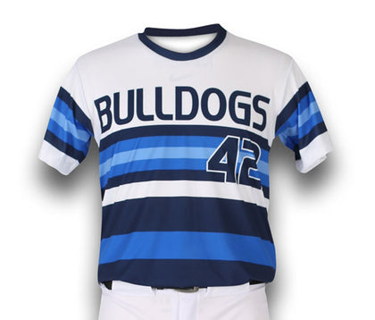 Custom Sublimated Astros Throwback Baseball Jersey