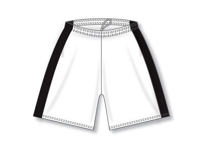 Ladies Two-Tone Basketball Game Shorts