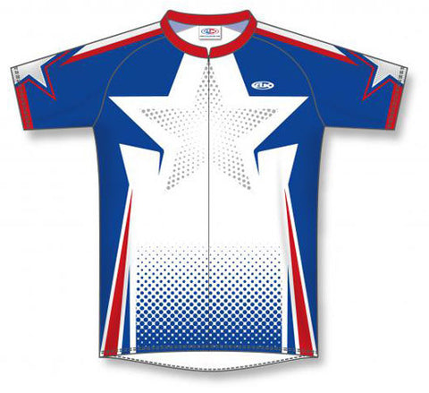 Club Fit Cycling Jersey Style 1604