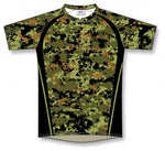 Club Fit Cycling Jersey Style 1606