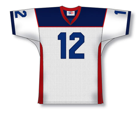 Custom Made Football Jersey Design 055 Buffalo