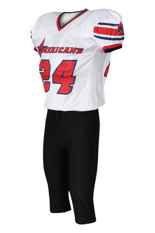 Custom Sublimated Lineman Football Jersey Design 27