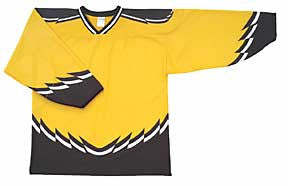 AK Pro Series Boston 1995 Gold Alternate Jersey