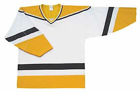AK Pro Series Pittsburgh 1992 White Jersey