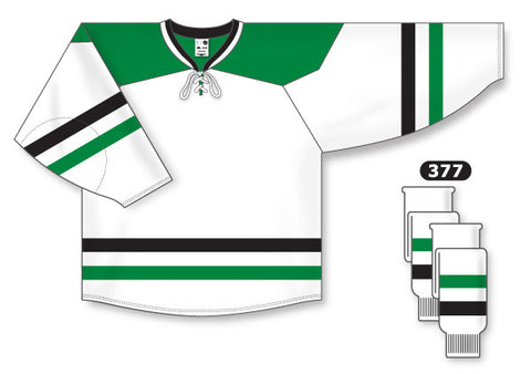 AK Pro Series Dallas 2013 White Jersey