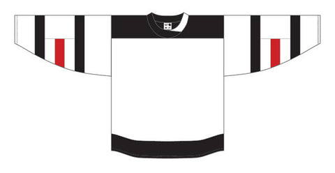 AK Pro Series Chicago 2016 Stadium Series White Jersey