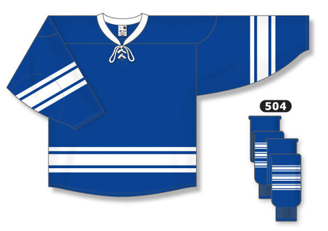 AK Pro Series Toronto 2011 Royal Alternate Jersey