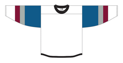 AK Pro Series Colorado 2016 Stadium Series White Jersey