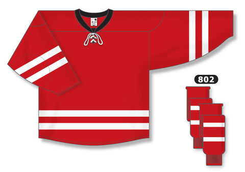 AK Pro Series Carolina 2013 Red Jersey