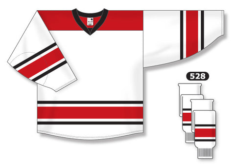 AK Pro Series Carolina 2013 White Jersey