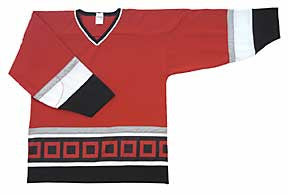 AK Pro Series Carolina Red Jersey