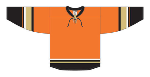 AK Pro Series Anaheim 2015 Orange Alternate Jersey