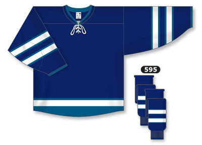 AK Pro Series Winnipeg 2011 Navy Jersey