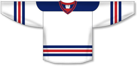 AK Pro Series Winnipeg 2016 White Jersey