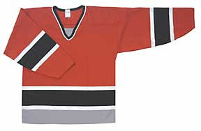 AK Pro Series Buffalo 2000 Alt Red Jersey