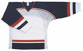 AK Pro Series Team USA 2002 White Jersey