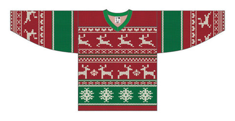 "AK Pro Series ""Ugly Christmas Sweater"" Jersey"