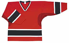 AK Pro Series Team Canada 2002 Red Jersey