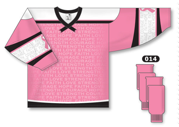 bf571c3a629 AK Pro Series Breast Cancer Awareness Pink Jersey