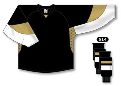 AK Pro Series Pittsburgh 2010 Black Jersey