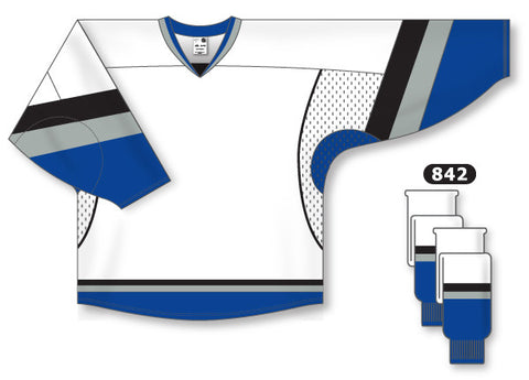 AK Pro Series Tampa 2008 White Alternate Jersey