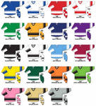 H6400 League Series Hockey Jersey Colors
