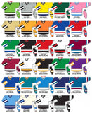 H6500 League Series Hockey Jersey Colors