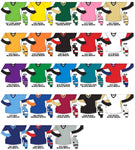 H6600 League Series Hockey Jersey Colors