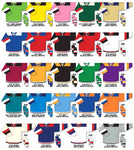 H7400 Select Series Hockey Jersey Colors