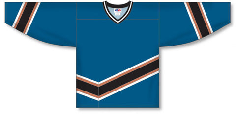 AK Custom Made Hockey Jersey Design 606