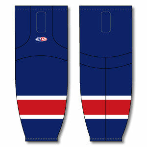 Flex Fabric Pro Striped Hockey Socks