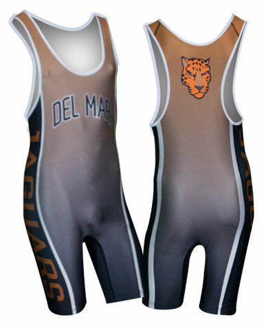 HURRICANE Custom Sublimated Wrestling Singlet
