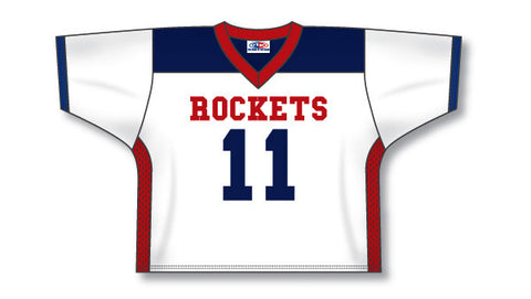 Custom Made Lacrosse Jersey Design 3016