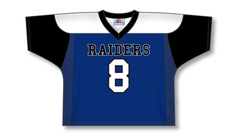 Custom Made Lacrosse Jersey Design 302