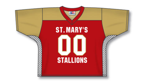 Custom Made Lacrosse Jersey Design 401